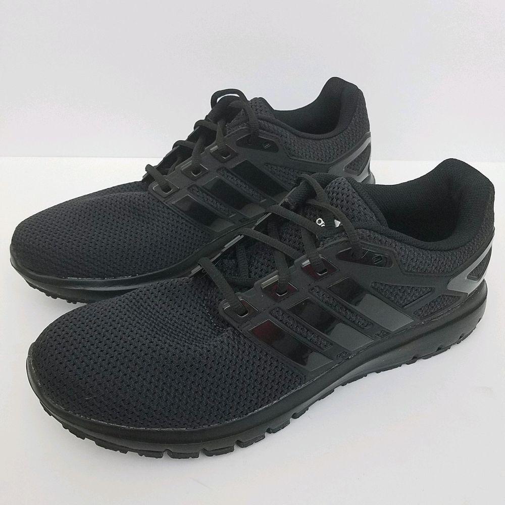Mens Adidas Energy Cloud Black Running