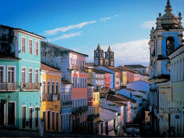 Pelourinho Salvador de #Bahia - #Brasil