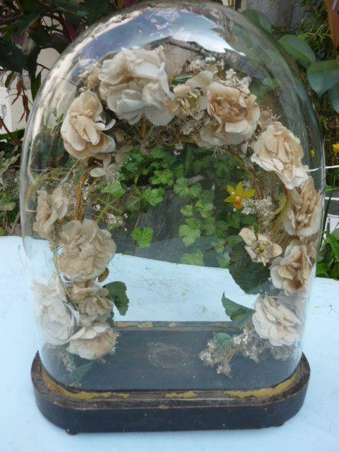 ancien globe de mariéevintage wedding globe | globes & cloches