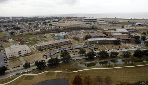 Suno Campus Map.Southern University New Orleans Suno Aerial View Hbcu Aerial Views