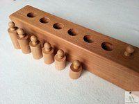 Zylinderblock Set 4-teilig - monte4me