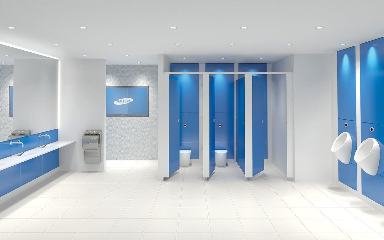 Eclipse is our glass toilet cubicle range, they are the most ...