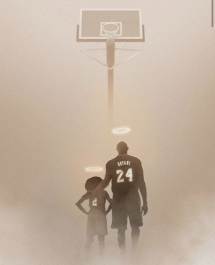 RIP Kobe Bryant and daughter Gigi 💔😢 in 2020 Kobe bryant