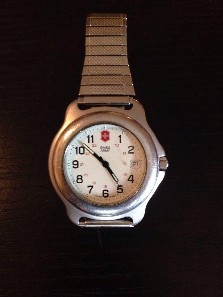Часы swiss army на ebay через