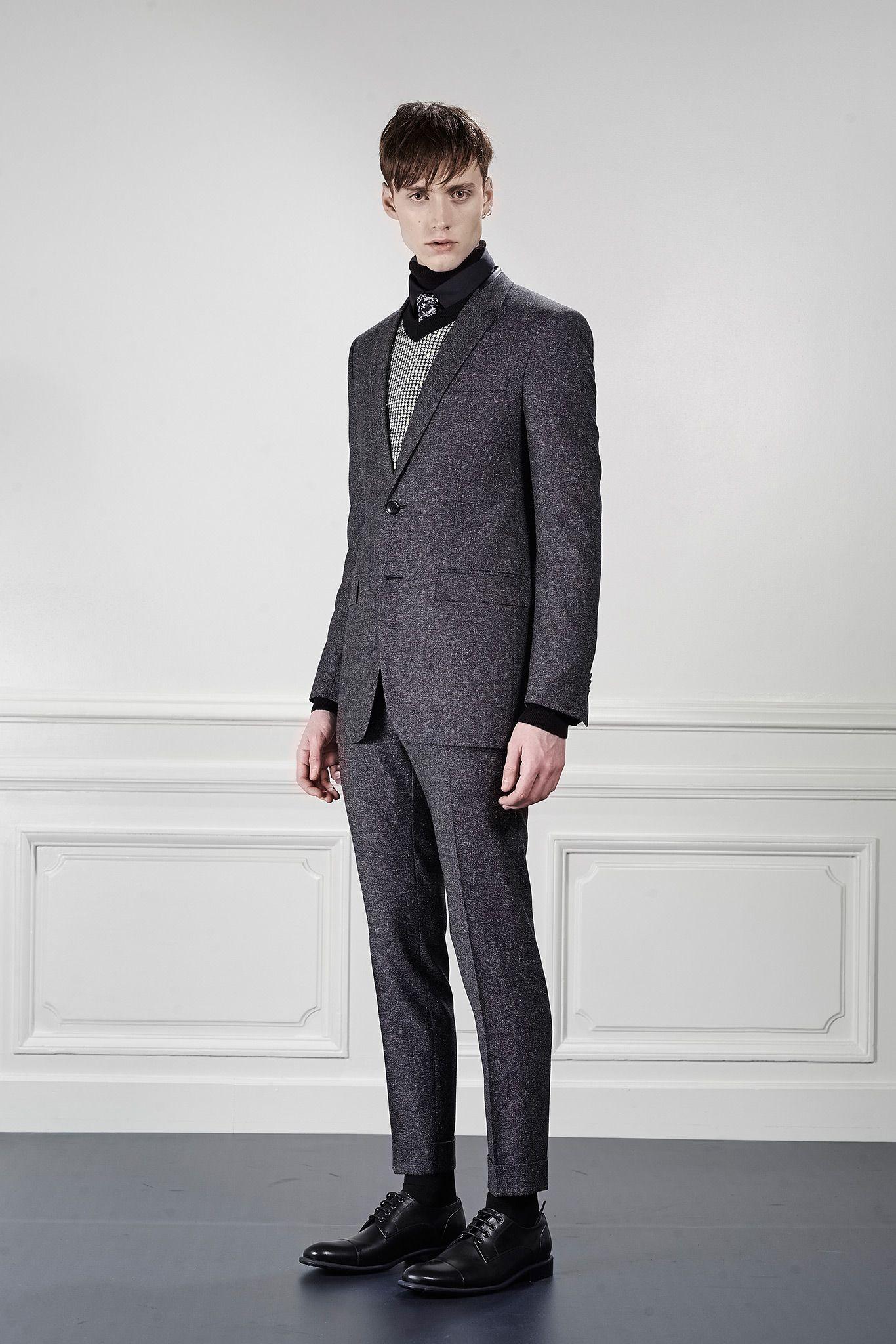 Viktor & Rolf - Fall 2015 Menswear - Look 6 of 24