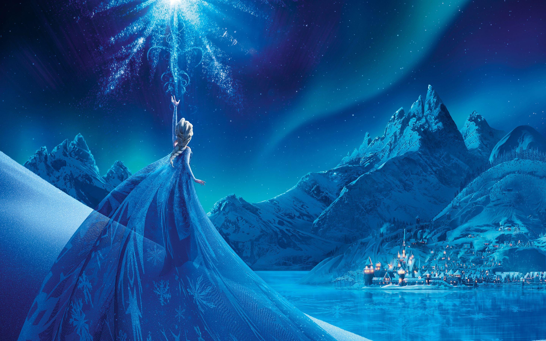 Frozen Elsa Snow Queen Palace Wallpapers