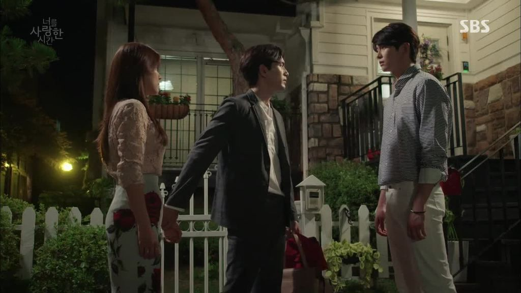 The Time I've Loved You: Episode 5 » Dramabeans Korean drama recaps