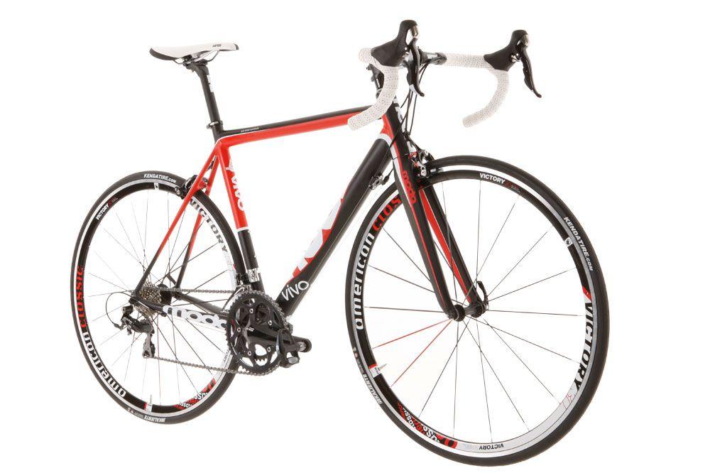 Moda Vivo Road Bike Review Bike Reviews Cycling Weekly Bike