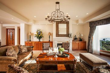 Monte Carlo Residence  Traditional  Living Room  San Diego Impressive The Living Room San Diego 2018