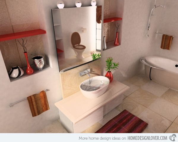 Beige Bathroom Designs Gorgeous 16 Beige And Cream Bathroom Design Ideas  Cream Bathrooms Designs Design Inspiration