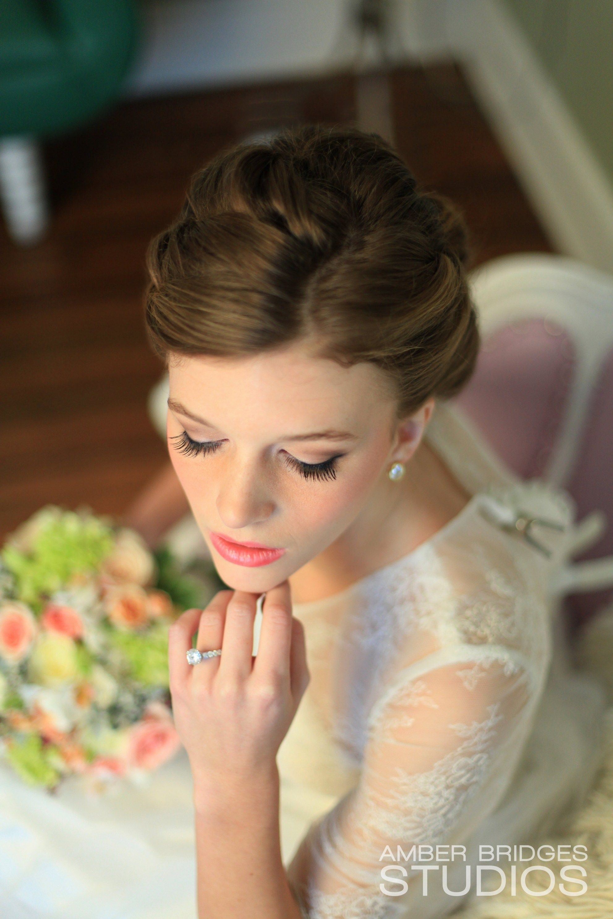 wedding hair and makeup on location | hairstyles ideas for me