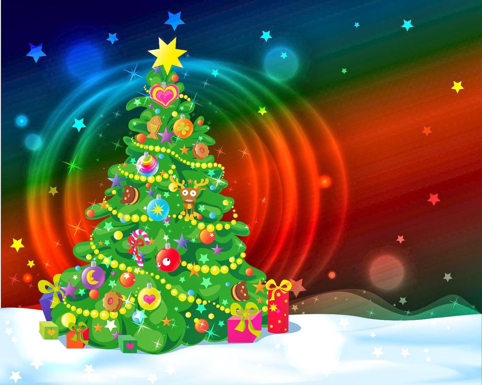 Fondos Navidad Animados: FrasesparatuMuro.com: Fondos Navideños Para Pantalla