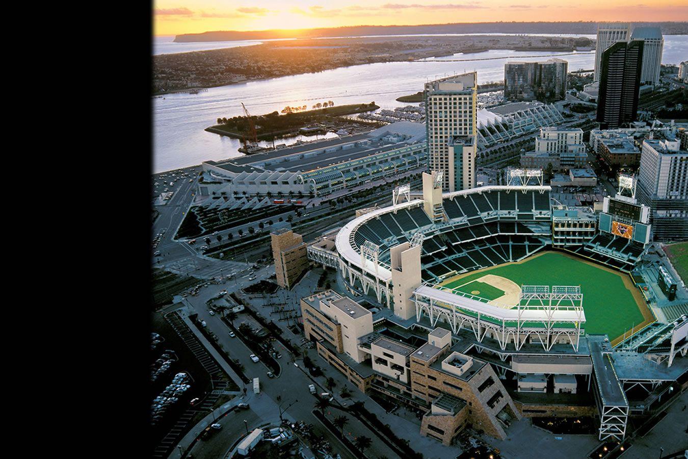 Petco Park Petco Park San Diego Padres Baseball Stadiums Parks