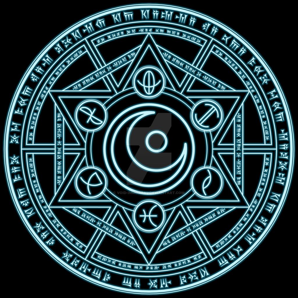 Magic Circle Lunaria Astris By Void Immortal Da1guue Png 1024 1024 Magic Circle Magic Symbols Magic Art