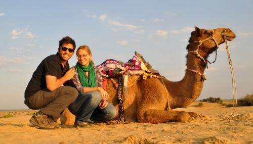 Explore Pink city in our 11 Nights & 12 Days package http://traveloclick.com/packages/domestic/glimpse-of-rajasthan/pink-city-tour-11-nights