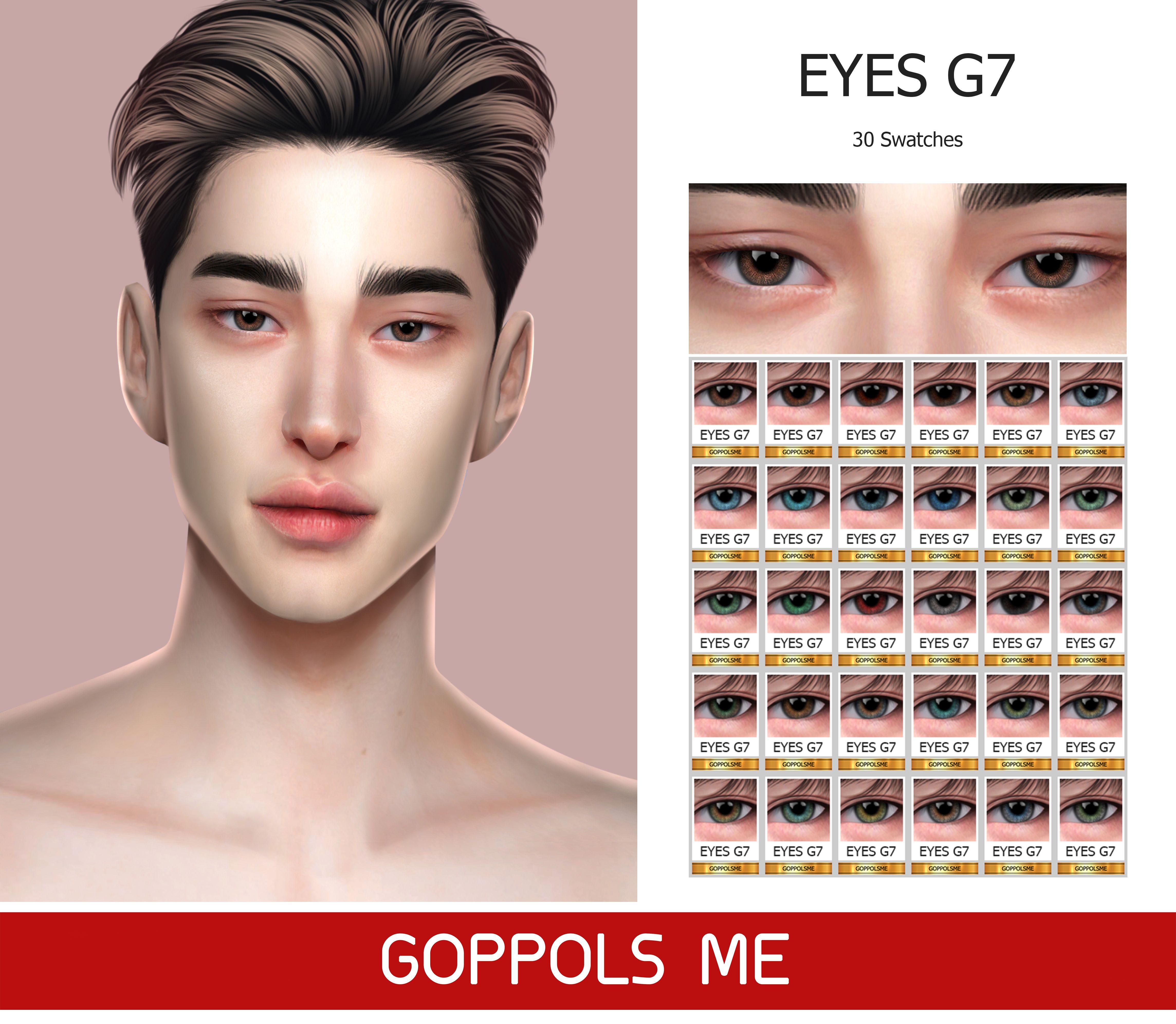 GPME-GOLD Eyes G7