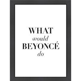 Image result for beyonce print pinterest black white