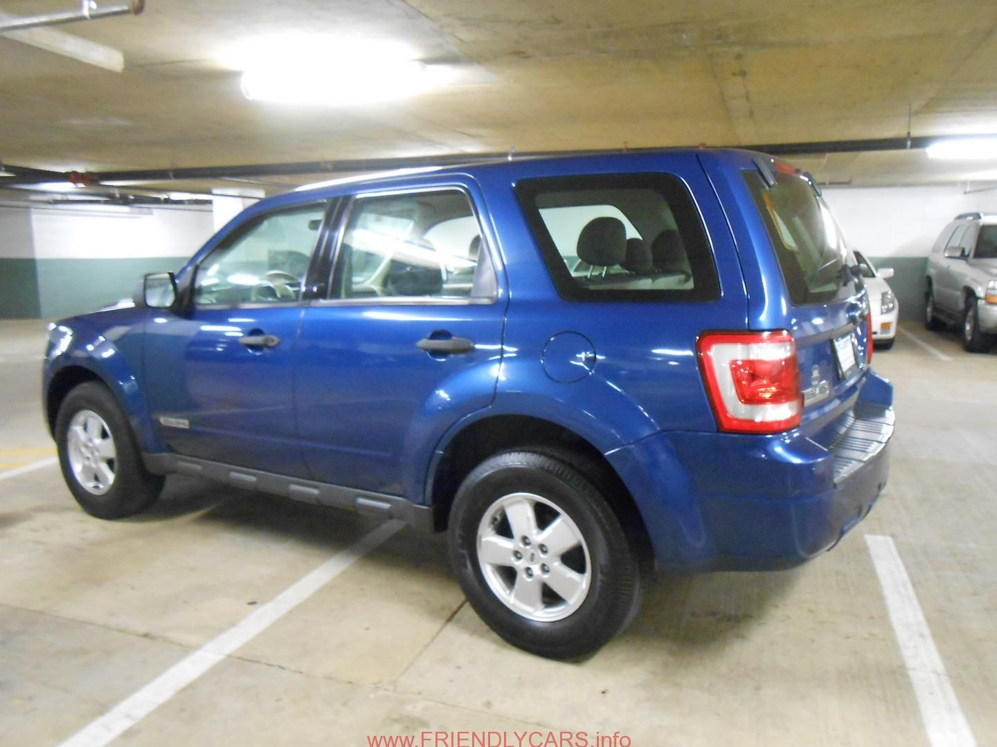 Awesome Ford Escape 2008 Blue Car Images Hd 2008 Ford Escape Xls