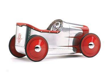 Street Rod Pedal Cars - Street Rodder Magazine | Fahrzeuge, E motor, Kinder