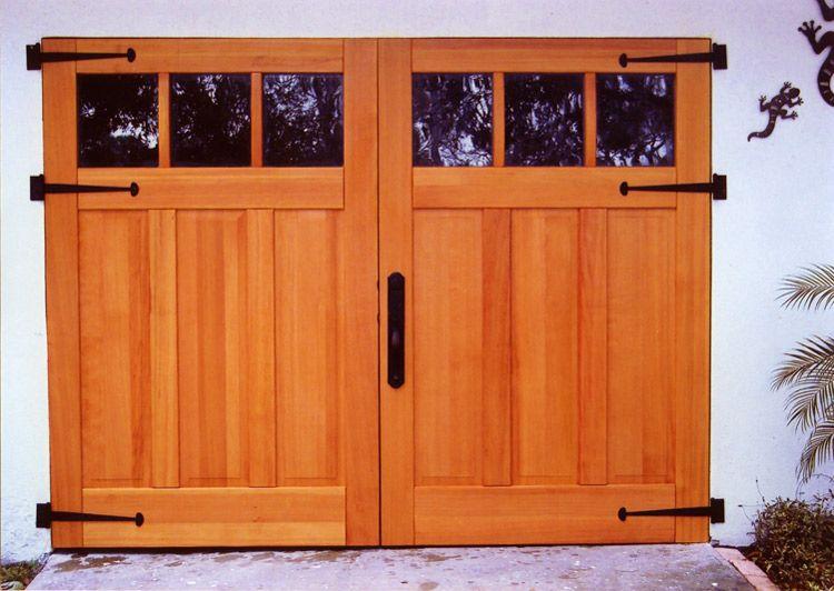 Exceptional Carriage Door Plans #7: Another Garage Door Option