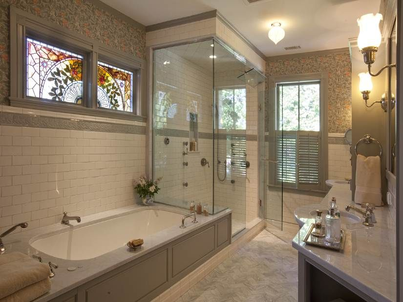 Modern Victorian Bathrooms Excellent Modern Steam