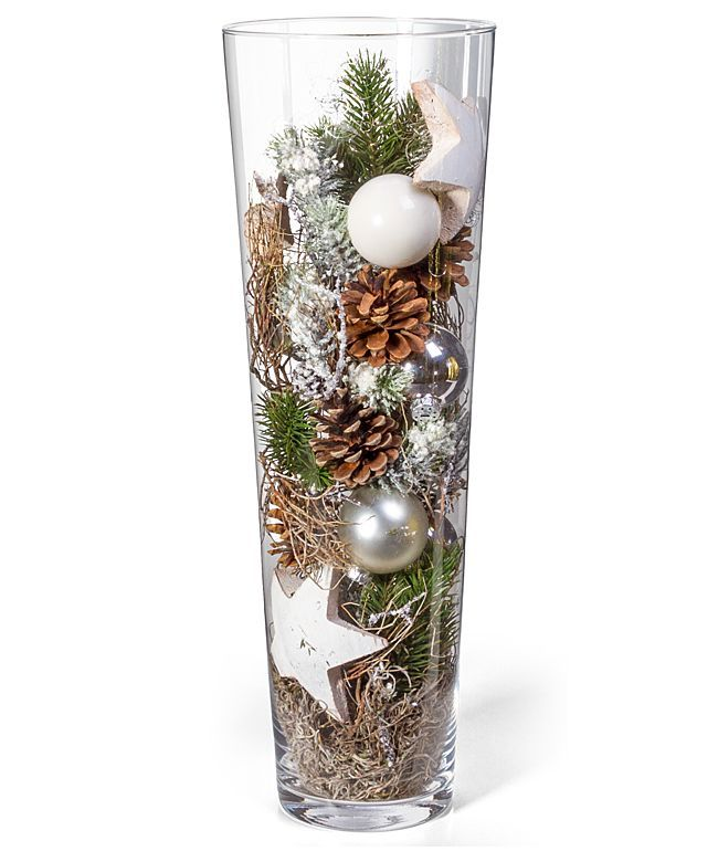 Kugelvase Vorfreude (50cm) - jetzt bestellen bei Valentins | Valentins Blumenversand - Blumen und Geschenke versenden