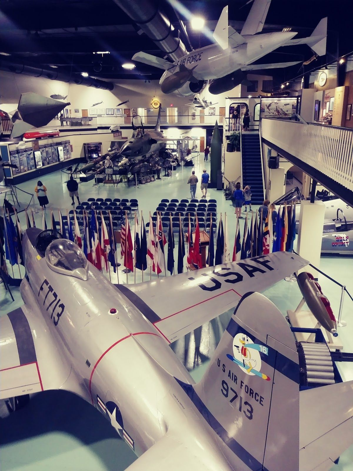 Coastal Bohemian AirForce Armament Museum Fort Walton