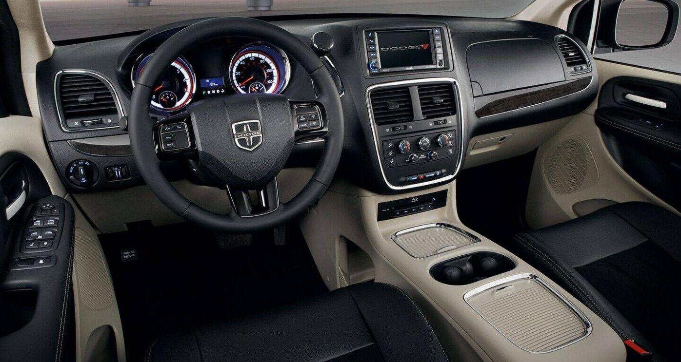 2020 Dodgeavan In 2020 Grand Caravan Caravan Interior 2016 Dodge Grand Caravan