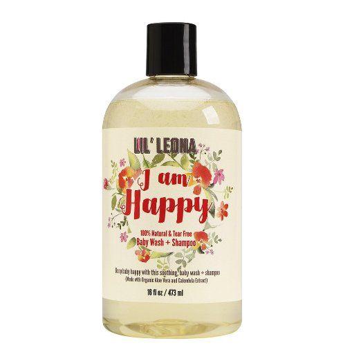 Organic Bubbles Aloe Vera Shampoo