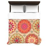 Found it at AllModern - Festival Folklore Duvet Cover Collection