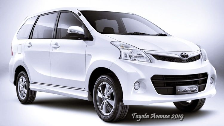 Toyota Avanza 2019 Release Date Price And Review Dengan Gambar