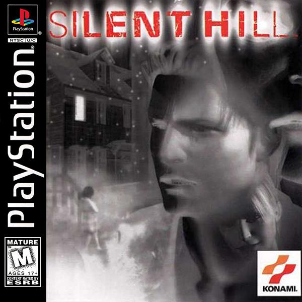 Silent Hill Silent Hill Video Game Silent Hill Game Silent Hill