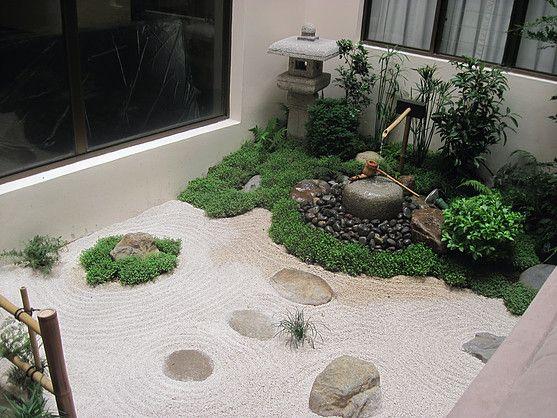 Imagenes de jardines japoneses y jardines zen en costa for Jardin zen en casa