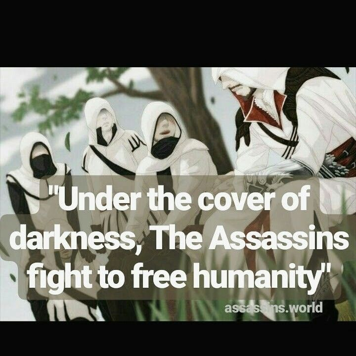 Creed Quotes Entrancing Assassins.world  Instagram  Assassins Creed  Quotes  Hidden .