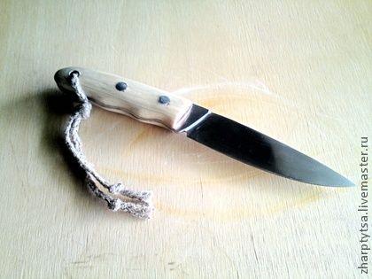 Оружие ручной работы. Ярмарка Мастеров - ручная работа Нож кованый ручной работы. Handmade.