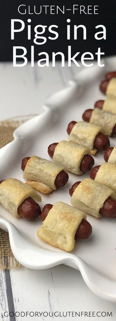 Gluten-Free Pigs in a Blanket Recipe - Good For You Gluten Free