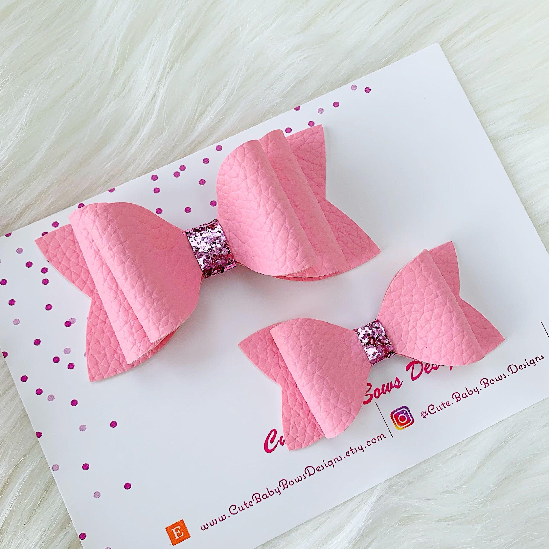 Baby Shower Headband Kit Handmade Deluxe DIY Hair-Bow /& Headband Kit Girl