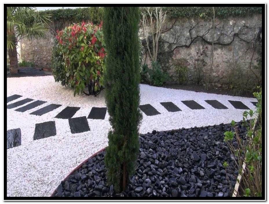 Amenagement Jardin Avec Gravier Amenagement De Jardin Japonais Amenagement Jardin Jardin Japonais