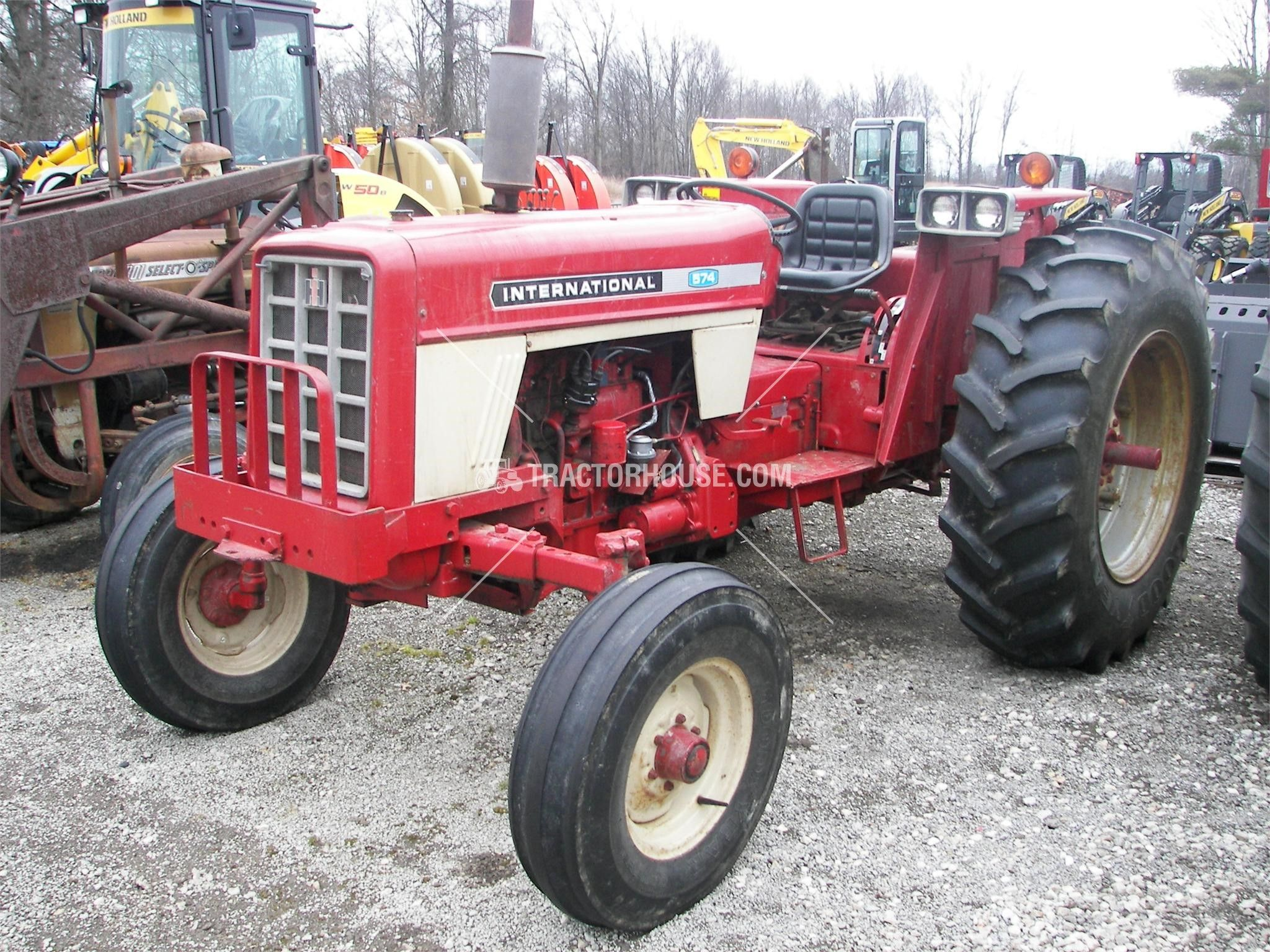 1972 INTERNATIONAL 574 40 HP To 99 For Sale At TractorHouse