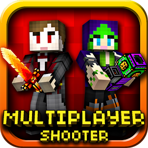 Pixel Gun 3D (Pocket Edition) v10 1 2 Mod Apk + OBB Data