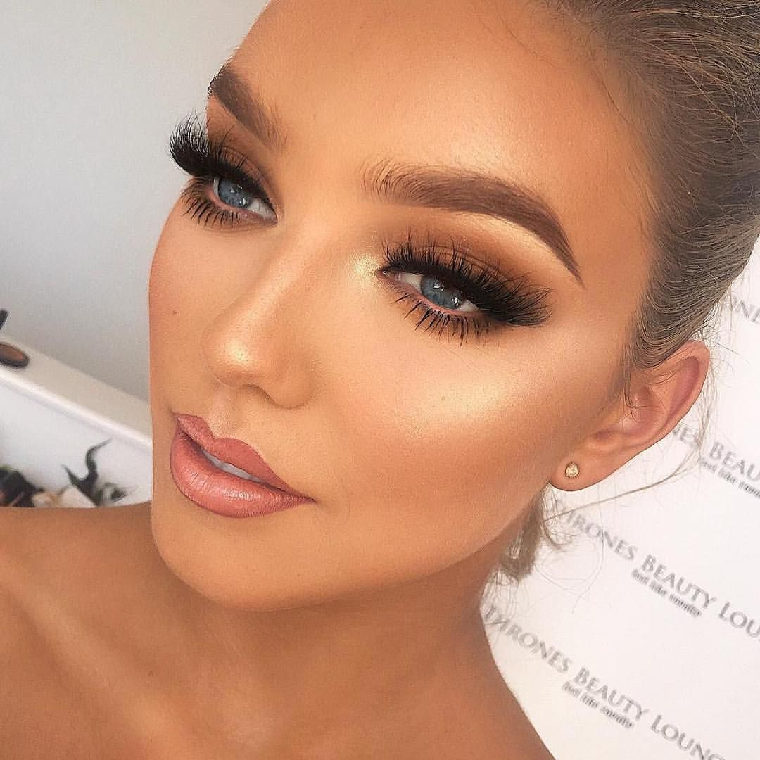 Cougarcheer2014 Amazing Wedding Makeup Glam Makeup Look Wedding Makeup Tips