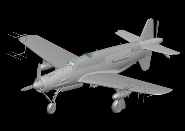 Kuvahaun tulos haulle hong kong model Dornier Do 335 B-6 Night Fighter