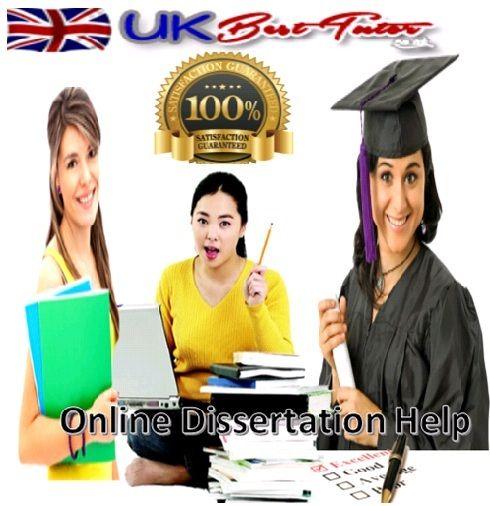 Online dissertation help jobs
