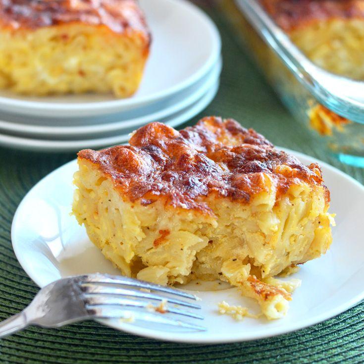 Bahamian Macaroni And Cheese Recipe Bahamian Food Island Food