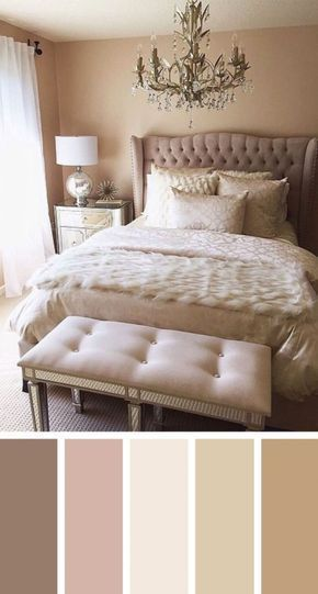 21 Beautiful Bedroom Color Schemes With Color Combinations Best
