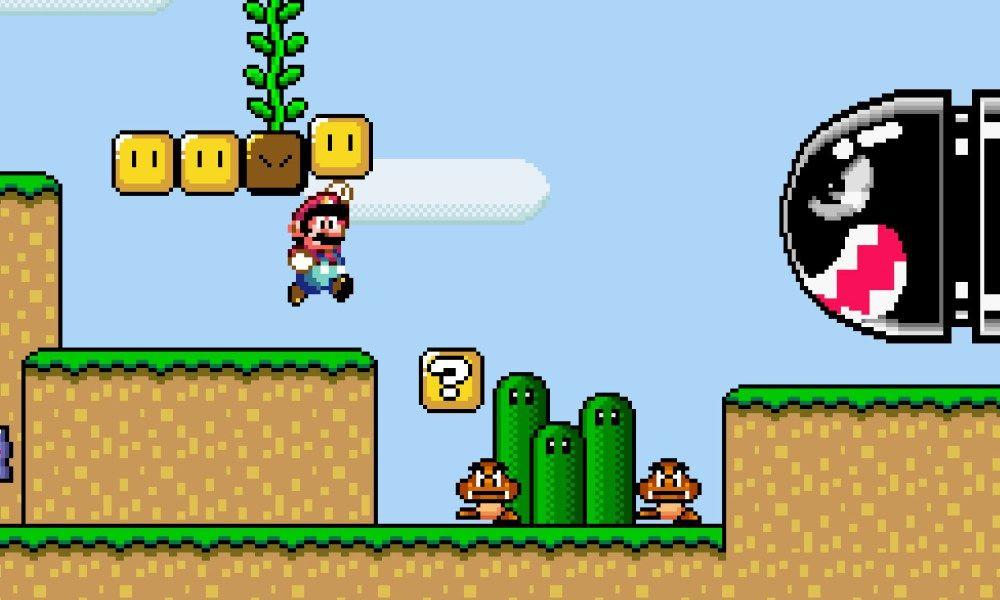 Level Design Hall Of Fame Super Mario World Super Mario World Super Mario Classic Video Games