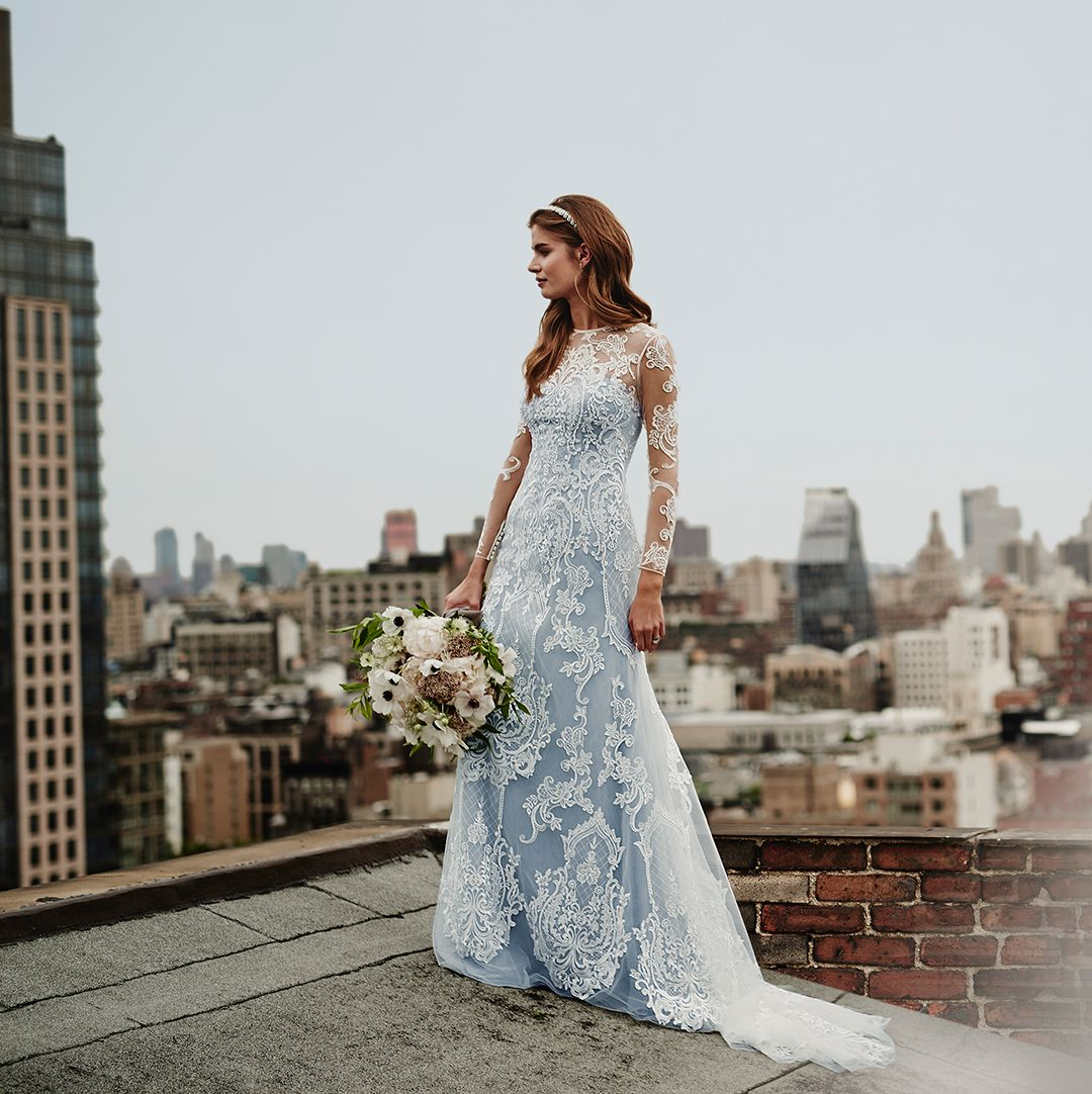 Soft Color Makes A Statement Oleg Cassini S Collection At David S