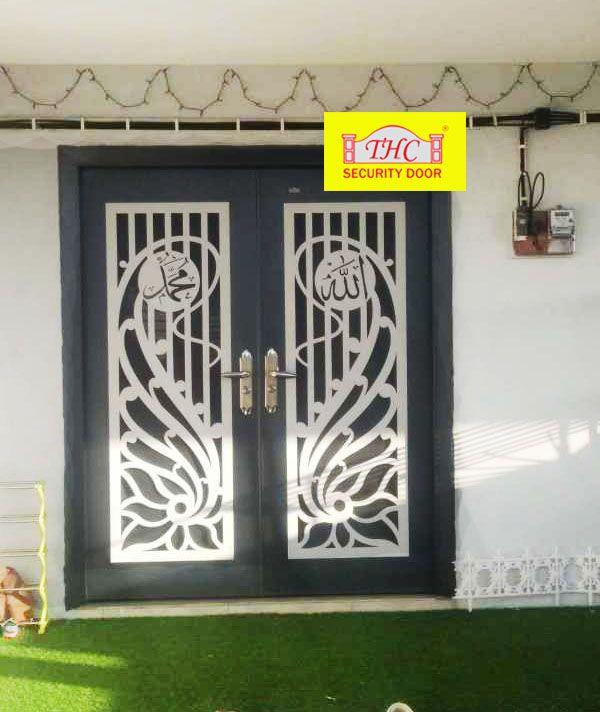 Security Door Safety Door Metal Door Main Door Art