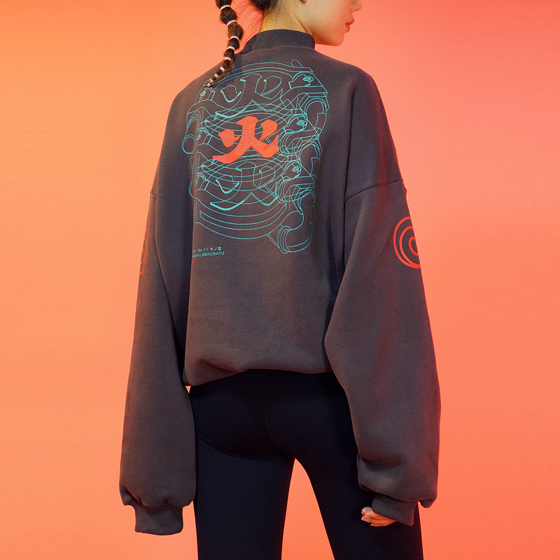 Konoha sweater Sweaters, Sweatshirts, Graphic sweatshirt