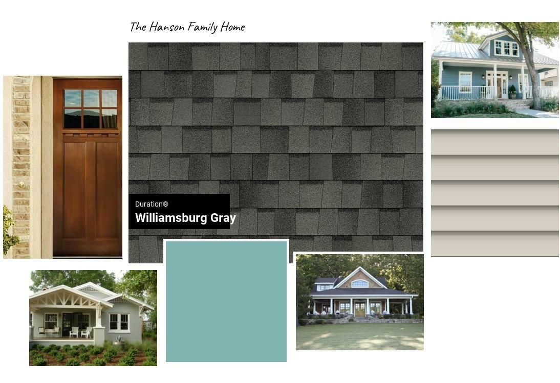 The Hanson Family Home Submitted By Heather In Macclenny Florida Roof Shingle Colors Country Cottage Shingle Colors